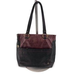 The Sak Shoulder Bag In Teak Multi
